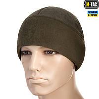 M-Tac шапка Watch Cap флис/сетка Windblock 380 Olive