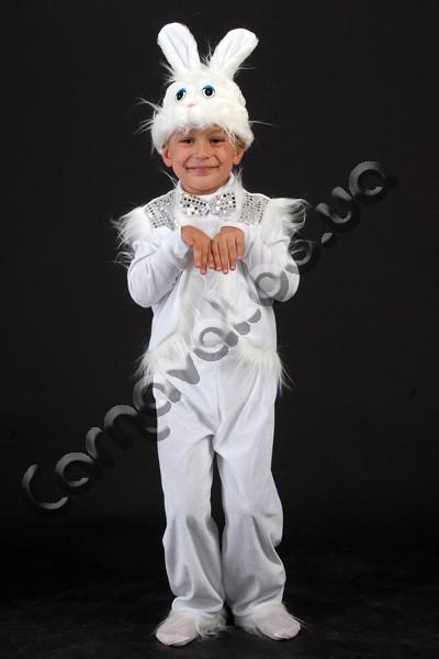 Карнавальный костюм Зайчик (Заяц)