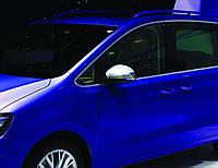 Накладки на зеркала Volkswagen Sharan (2010+)
