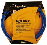 Комплект JAGWIRE Mountain Pro (HYFLOW) HBK404 под гидравлический тормоз (Teflon/Kevlar) - SID Blue