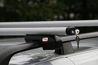 Автобагажник Amos Nowy AERO (алюминиевые балки длиной 1,4 м)