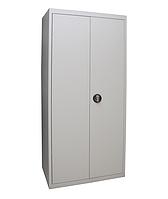Шкаф архивный канцелярский ШМР-20, шкаф металлический для документов 1800х800х500 мм