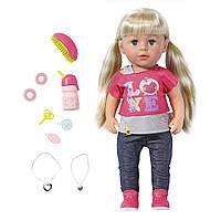 Лялька BABY Born Старша сестричка (43 см, з аксесуарами)