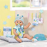 """Лялька BABY BORN серії """"Ніжні обійми"""" - ЧАРІВНИЙ МАЛЮК (43 см, з аксесуарами)"""