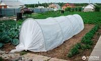 Мини теплица  ( парник ) 42Г / М2 длинна 15 метра