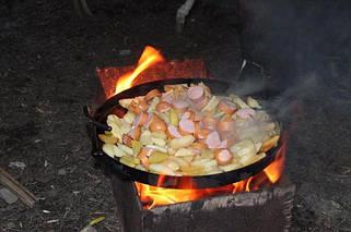 Сковороды для пикника