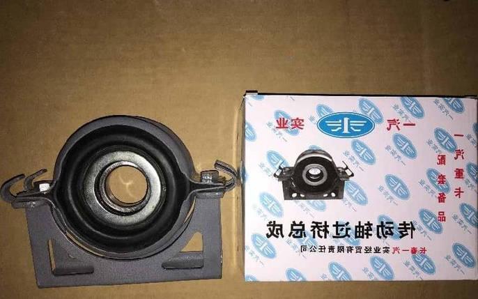 Опора подвесная вала карданного FAW 1031, 1041 (Фав 1041, 1047 подшипник подвесной), фото 2