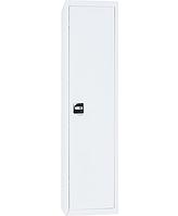 Шкаф архивный канцелярский ШМР-18/1, шкаф металлический для документов 1800х450х390 мм
