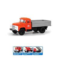 Коллекционная инерционная модель (детская машинка) - грузовик ЗиЛ, 9709В