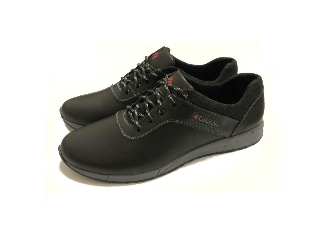 Мужские  кожаные кроссовки больших размеров  46, 47, 48, 49, 50