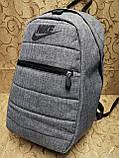 Рюкзак nike мессенджер 300D спорт спортивный городской стильный только опт, фото 2