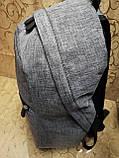 Рюкзак nike мессенджер 300D спорт спортивный городской стильный только опт, фото 3