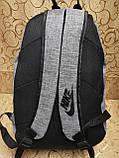 Рюкзак nike мессенджер 300D спорт спортивный городской стильный только опт, фото 5