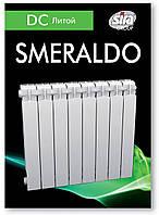 Алюминиевый радиатор Sira Smeraldo 500х90 (Италия)