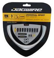 Комплект JAGWIRE Universal Sport XL UCK601 под переключатель - White