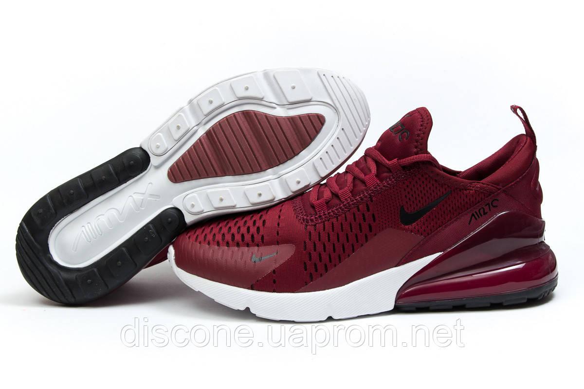 Кроссовки мужские ► Nike Air 270,  бордовые (Код: 14832) ►(нет на складе) П Р О Д А Н О!