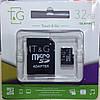 Карта пам'яті MicroSD TG 32 Gb (Class 10), фото 2