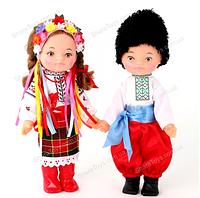 "Куклы ""Украинцы"" простой наряд"