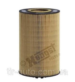 Фильтр масляный MAN TGA, TGS, TGX Euro 3/4 ( D2066, D2676 ) ( HENGST ) E422H D86