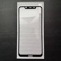 Защитное стекло 3D full cover для Nokia 8.1