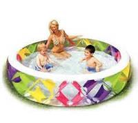 Детский надувной бассейн 56494 (229 x 56 см.) Intex