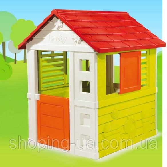 Детский домик Maison Nature Smoby 310069