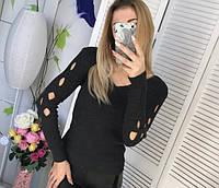 Красивый стильный женский свитер SML-185
