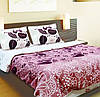 Комплект полуторного  постельного белья Тэп Мокко