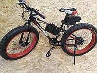 Электровелосипед Fatbike Hammer