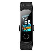 Huawei Honor Band 4 New фитнесс браслет трекер AMOLED Черный. Оригинал. Умный будильник. , фото 1
