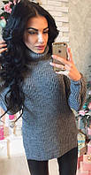 Вязанный красивый женский свитер VT-111118