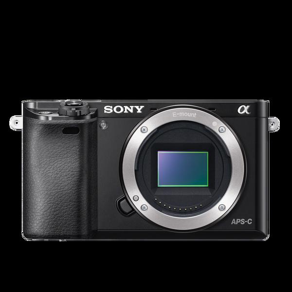 Зеркальный фотоаппарат SONY Alpha a6300 ILCE-6300 black