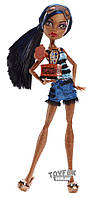 Кукла Monster High Монстер хай Robecca Steam Робекка Стим Dead Tired Пижамная вечеринка