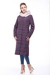 """Пальто женское демисезонное """"Сима"""", 48-60размеры."""