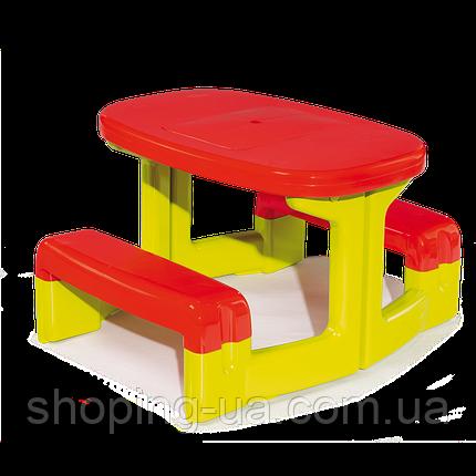 Столик для пикника Smoby 310249, фото 2