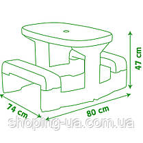 Столик для пикника Smoby 310249, фото 3