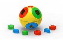 Куб Розумний малюк Куля 1 ТехноК