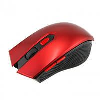 Беспроводная оптическая компьютерная мышь 156 Красный
