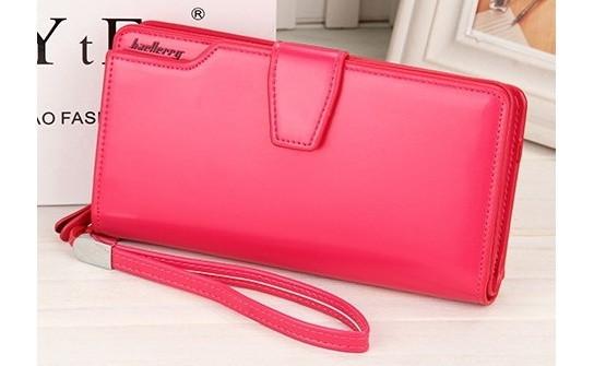 Женский кошелек Baellerry 1503 Голубой, розовый