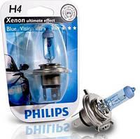 Галогенная лампа Philips H4 12342BVU B1