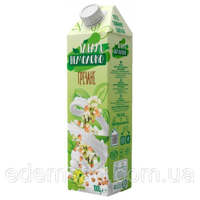 """Гречневое молоко """"Идеаль"""", 1л"""