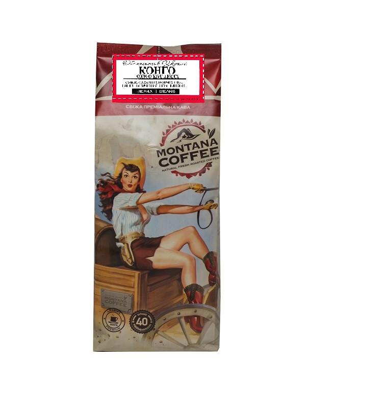 Конго Kivu Montana coffee 500 г