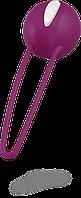 Вагинальный шарик SMARTBALL UNO Fun Factory фиолетовый