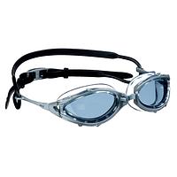 Очки для плавания Beco Racing 9921 110 (серо-черные)