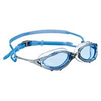 Очки для плавания Beco Racing 9921 116 (серо-голубые)