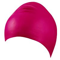 Шапочка для плавания Beco 7344 4 латекс розовая