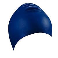 Шапочка для плавания Beco 7344 7 латекс темно-синяя