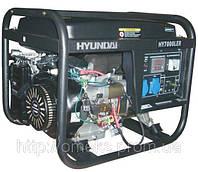 НОВИНКА! Бензиновый генератор Hyundai HY 7000LER с пультом дистанционного управления
