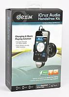Держатель Dexim + зарядка iPhone 4/4S DCA 234-B, фото 1