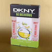 Женская парфюмированная вода DKNY Be Delicious Donna Kara в подарочной упаковке 2х35 мл ASL